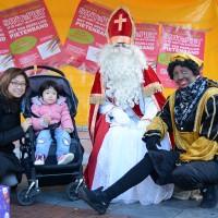 Foto's met Sint en Piet