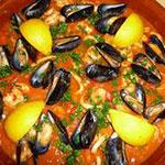 Proeverij van aspergesoep en Spaanse vissoep!